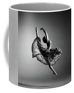 Ballerina Jumping Coffee Mug