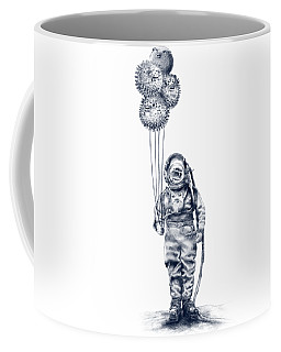 Balloon Fish Option Coffee Mug