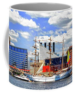 Baltimore's 2012 Sailibration Coffee Mug