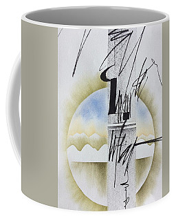 Bamboo 7 Coffee Mug