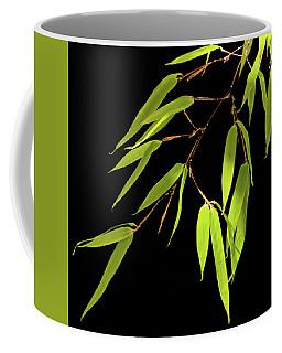 Bamboo Leaves 0580a Coffee Mug