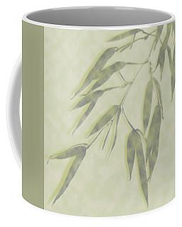 Bamboo Leaves 0580c Coffee Mug