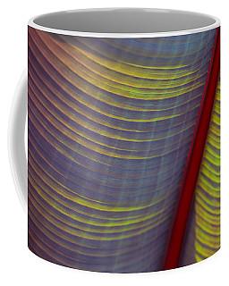 Banana Leaf 8597 Coffee Mug