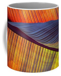 Banana Leaf 8613 Coffee Mug