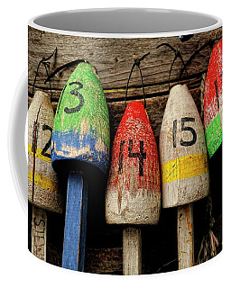 Bar Harbor Bouys Coffee Mug