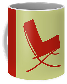 Barcelona Chair  Coffee Mug