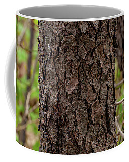 Bark Design Coffee Mug