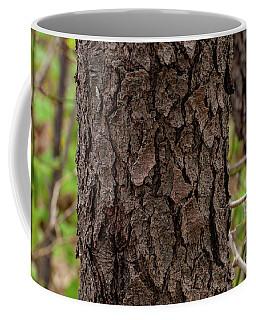 Bark Design Coffee Mug