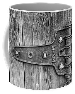 Barn Hinge Coffee Mug
