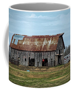 Barn Coffee Mug