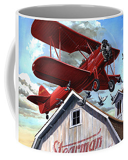 Barn Stormer - Customizeable Coffee Mug