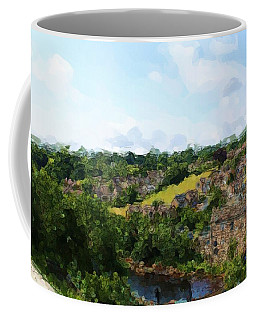 Barnard Castle View Coffee Mug