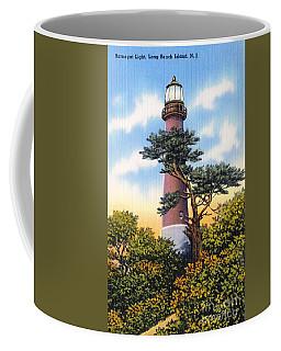 Barnegat Light - With Text Coffee Mug
