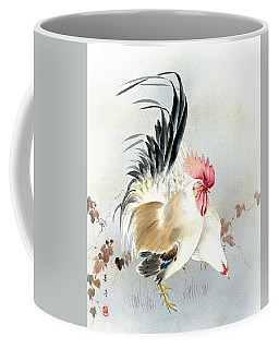 Barnyard Fowl Coffee Mug