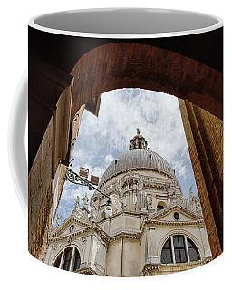 Basilica Di Santa Maria Della Salute Venice Italy Coffee Mug
