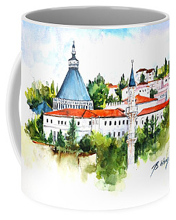 Basillica Of Annunciation Coffee Mug