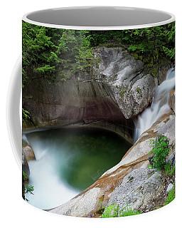 Basin From Above, Nh Coffee Mug