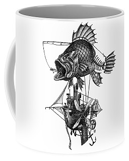 Bass Airship Coffee Mug