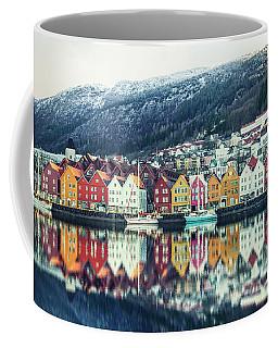 Bathed In Color Coffee Mug