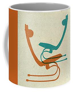 Bauhaus Chairs II Coffee Mug