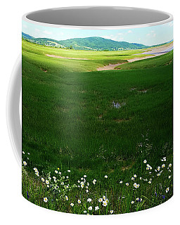 Bay Of Fundy Landscape Coffee Mug