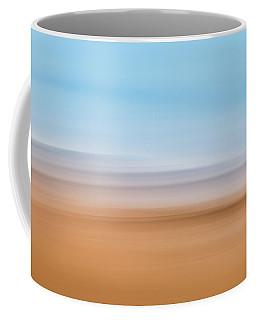Beach Abstract Coffee Mug