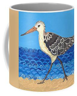 Beach Bird 2 Coffee Mug