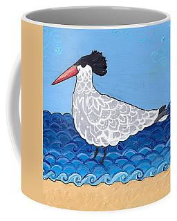 Beach Bird 3 Coffee Mug