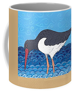Beach Bird 4 Coffee Mug