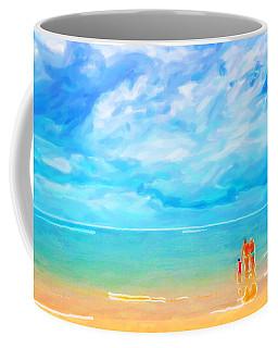 Beach Blues II Coffee Mug