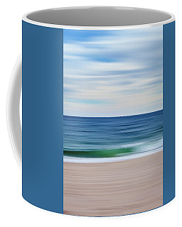 Beach Blur Coffee Mug