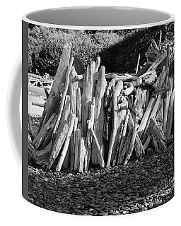 Beach Fort 2 Coffee Mug