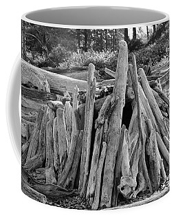 Beach Fort Coffee Mug