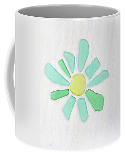 Beach Glass Pizzazz Coffee Mug