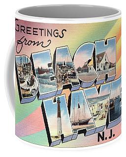 Beach Haven Greetings Coffee Mug