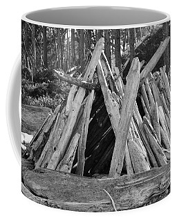 Beach Hut II Coffee Mug