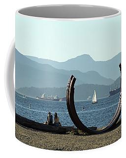 Beach Scene Serenity I Coffee Mug
