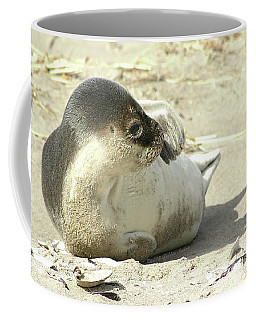 Beach Seal Coffee Mug