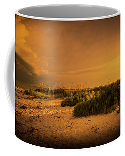 Beach Storm Front Coffee Mug