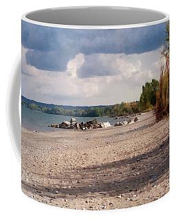 Beach Storm Coffee Mug