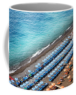 Coffee Mug featuring the photograph Beach Time by Scott Kemper