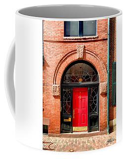 Beacon Hill Rowhome Coffee Mug