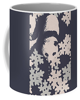 Bearing Winter Coffee Mug
