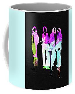 Beatles Watercolor II Coffee Mug