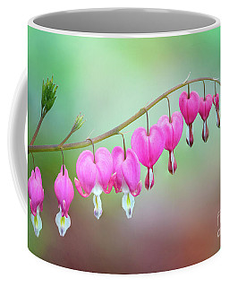 Beautiful Bleeding Hearts Coffee Mug