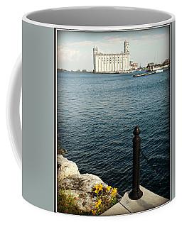 Beautiful Bluey Bay Coffee Mug