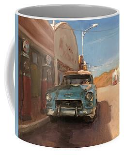 Beautiful Downtown Lowell, Arizona Coffee Mug