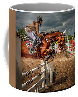 Beautiful Jump Coffee Mug