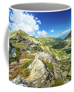 Beautiful Landscape Of Pirin Mountain Coffee Mug