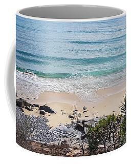 Beautiful Noosa Beach  Coffee Mug